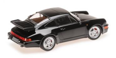 PORSCHE 911 TURBO (964) – 1990 – BLACK
