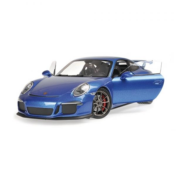 PORSCHE 911 GT3 (991) – 2013 – BLUE METALLIC L.E. 300 pcs.