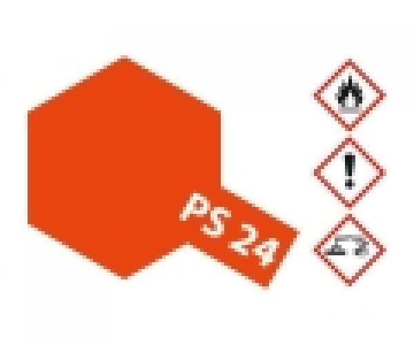 PS-24 Neon Orange Polycarbonat 100ml