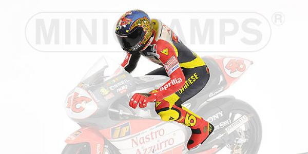 FIGURINE – RIDING – VALENTINO ROSSI – GP 250 IMOLA 1998 L.E. 3804 pcs.